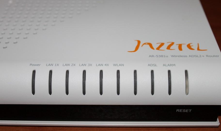 Como cambiar contraseña router wifi de Jazztel