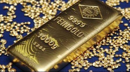 ¿Dónde está el oro de México?