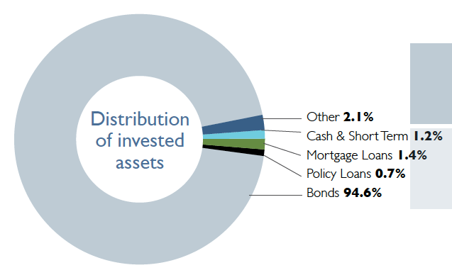National Western Insurance Portfolio of Invested Assets