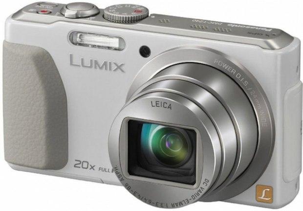 Mejores camaras de fotos. Panasonic Lumix TZ40