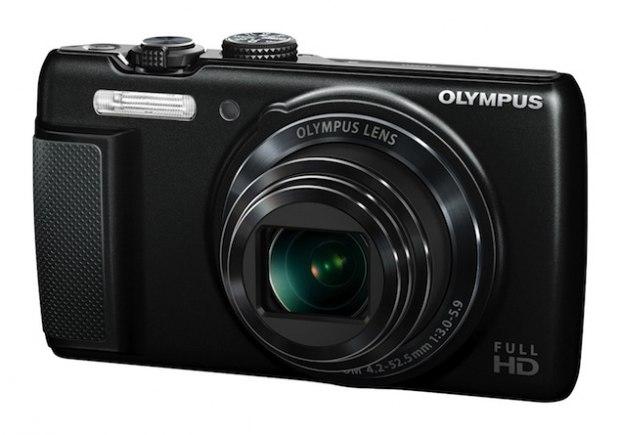 Mejores cámaras de fotos. Olympus SH-50