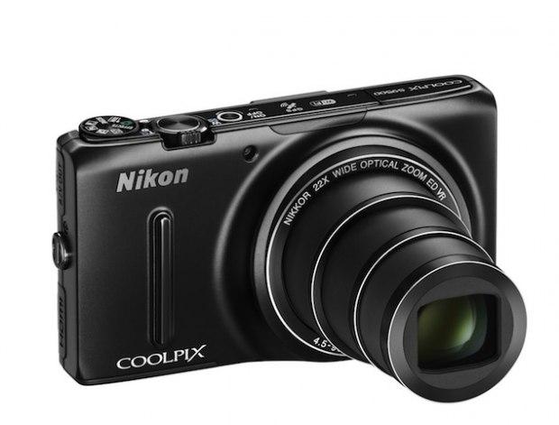 Mejores cámaras de fotos. Nikon Coolpix S9500