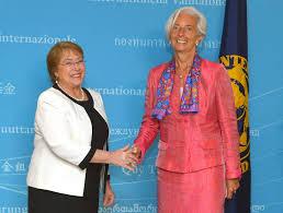 FMI respalda la reforma tributaria y educacional de Chile