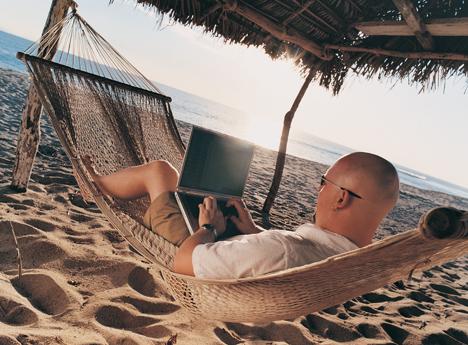 Qué hacer con el ADSL en vacaciones