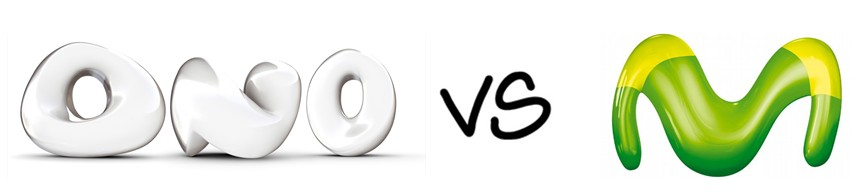 Fibra óptica Movistar vs Fibra óptica Ono: ¿Cuál es la mejor tarifa?