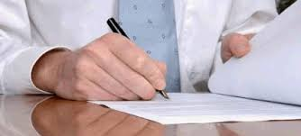 Declaración Jurada sobre Operaciones de Crédito de Dinero