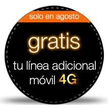 Mejor tarifa Internet, Fijo y Móvil. Agosto 2014 orange