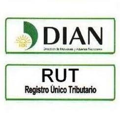 RUT Registro Único Tributario