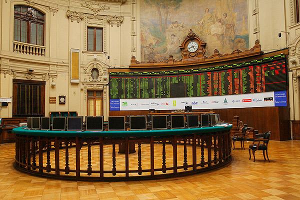 Bolsa de Comercio de Santiago (BCS)