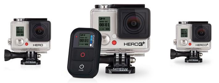 Modelos GoPro