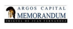 Argos Capital Memorandum