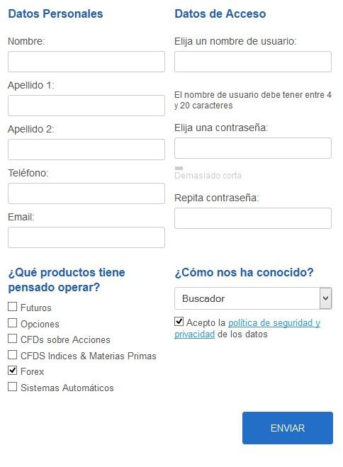 Forexia prix m2