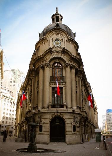 Índices de precios de acciones de la Bolsa de Santiago