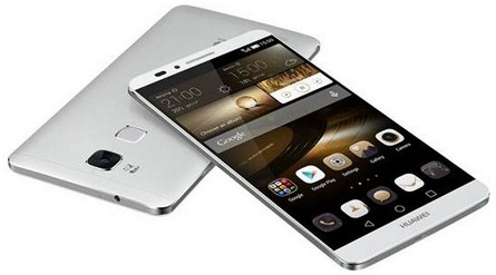Mejores móviles chinos. Huawei Ascend Mate 7