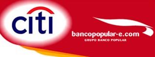 Tarjeta Bancopopular-e vs Citi Oro