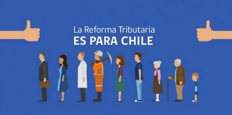 Reforma tributaria Chile