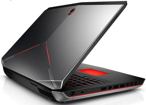 Mejores regalos tecnológicos navidad 2014: Dell Alienware 17