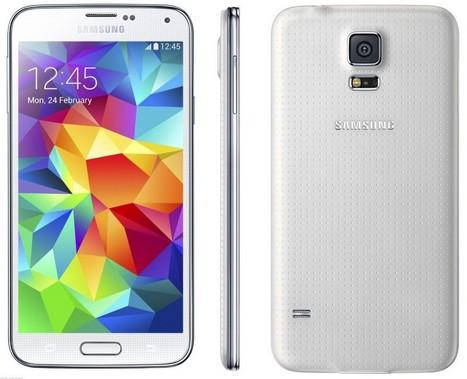 Mejores regalos tecnológicos Navidad 2014: Samsung Galaxy S5