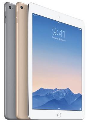 Mejores regalos tecnológicos Navidad 2014: iPad Air 2