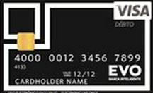Tarjeta de débito EVO Banco