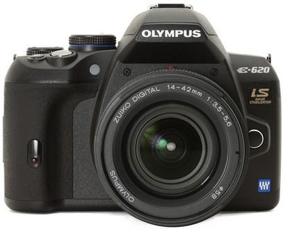 Mejores cámaras reflex: Canon, Nikon, Olympus