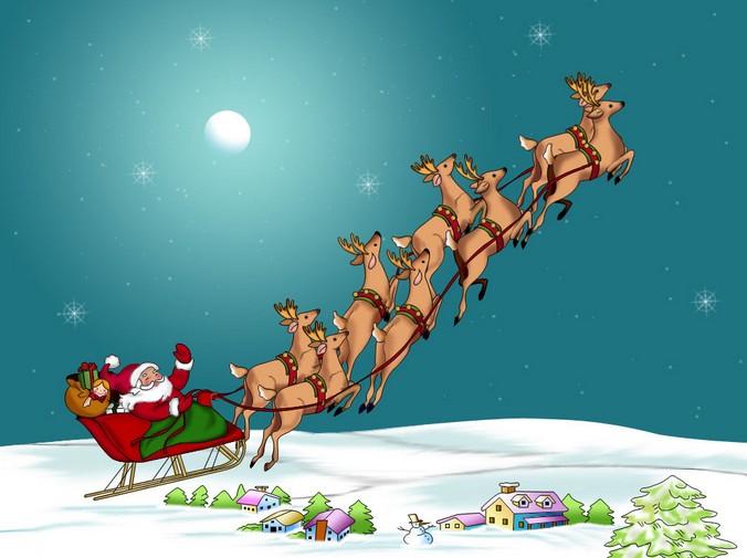 rally de navidad