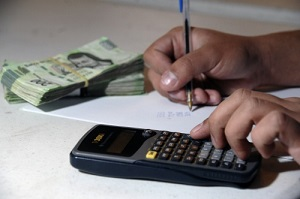 Planeando gastos