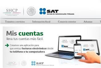 Portal SAT Mis Cuentas