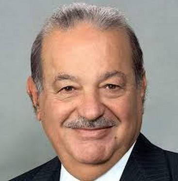 Hombre más rico de México: Carlos Slim