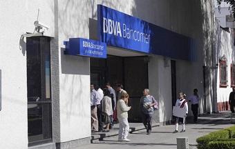 Horarios y sucursales Bancomer que abren en sábado