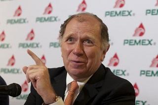 Carlos Morales Gil, ex director de Pemex Exploración y Producción, ahora director de PetroBal