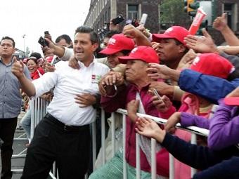 "Enrique Peña Nieto (EPN) el ""presidente Telenovela"""