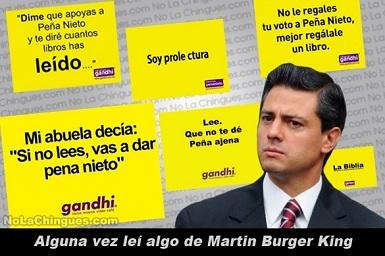 Peña Nieto es muy criticado en Twitter