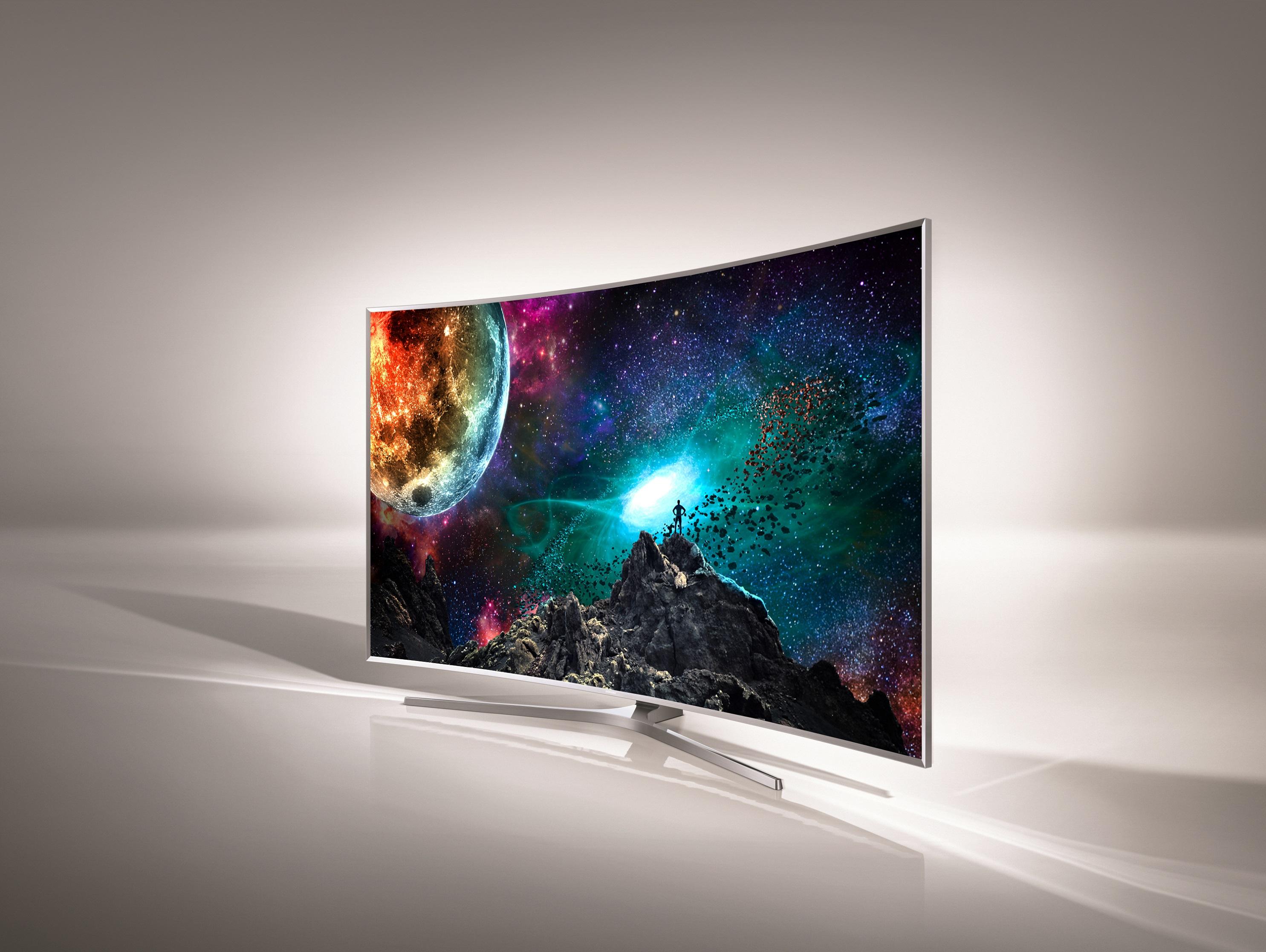 ¿Qué nos espera este 2015 en tecnología? Innovaciones CES - Televisión Samsung SUHD
