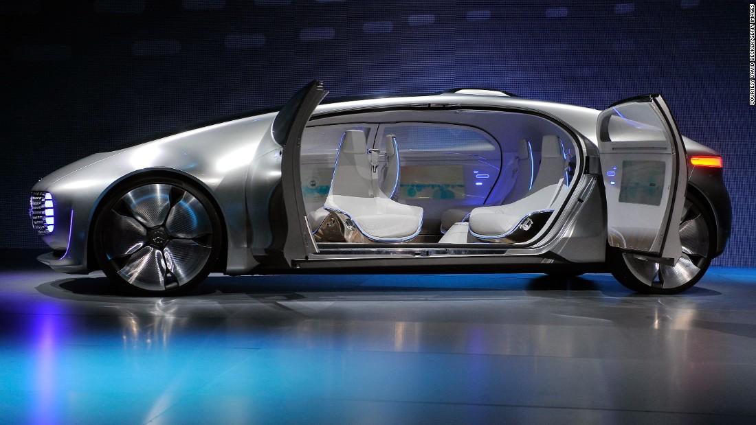 ¿Qué nos espera este 2015 en tecnología? Innovaciones CES - Mercedes