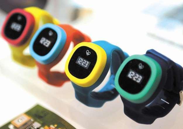 ¿Qué nos espera este 2015 en tecnología? Innovaciones CES - Here relojes GPS