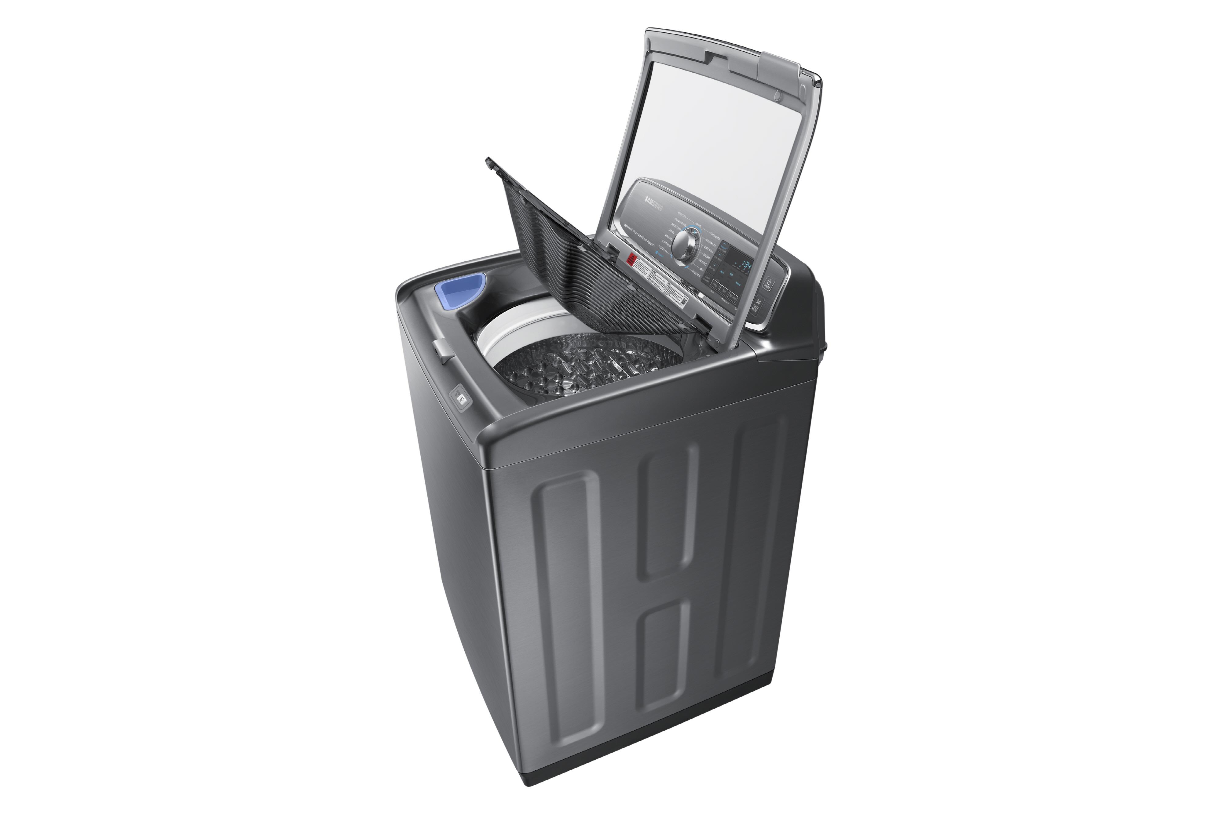 ¿Qué nos espera este 2015 en tecnología? Innovaciones CES - Samsung lavadora