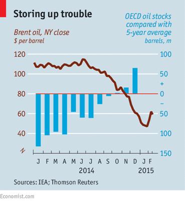 almacenamiento barriles de petróleo