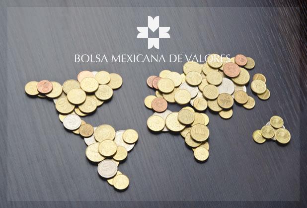 Empresas extranjeras listadas en la BMV