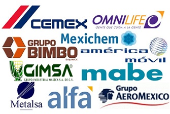 5 empresas dominan la Bolsa de Valores de México