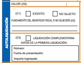 Modelo de contrato de préstamos entre particulares