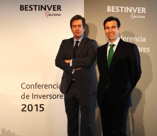 Beltrán de la Lastra y Ricardo Cañete de Bestinver