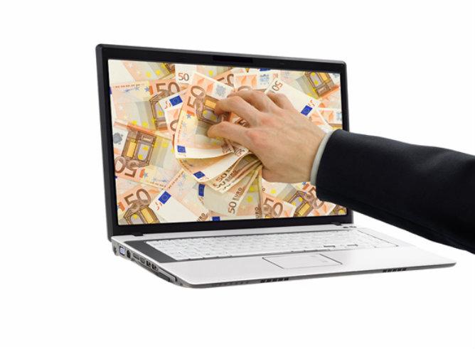 Plan control tributario 2015, fraude en internet