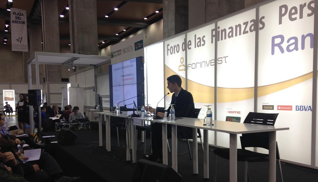 Ismael Vargas Forinvest V Foro Finanzas Personales