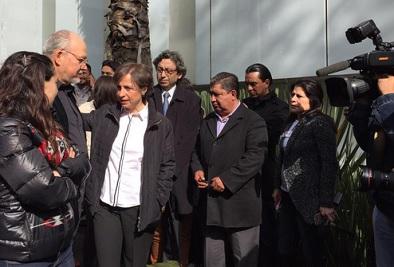 Despido de Aristegui duro golpe a la libertad de opinión, de pensamiento y de expresión