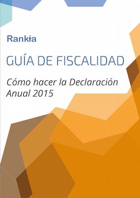 Declaración anual 2015
