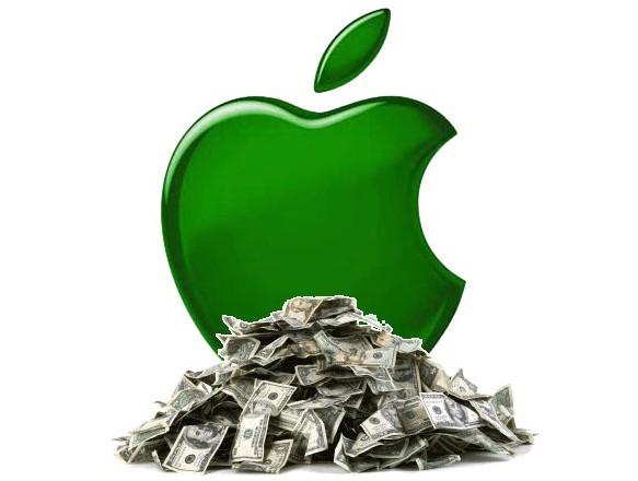 Apple recompra acciones