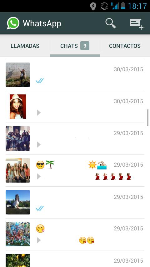 ¿cómo llamar a través de Whatsapp?