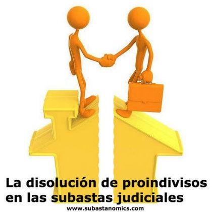 La disoluci%c3%b3n de proindivisos en las subastas judiciales foro