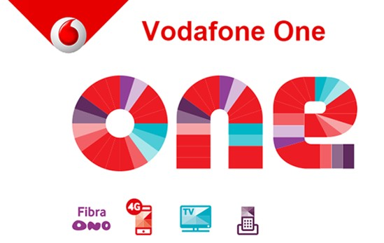 Vodafone One tarifas convergentes